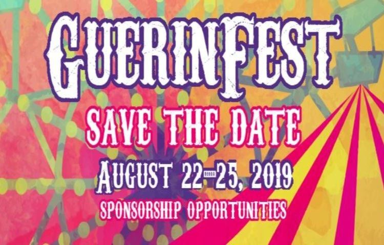 GuerinFest 2019 Flyer