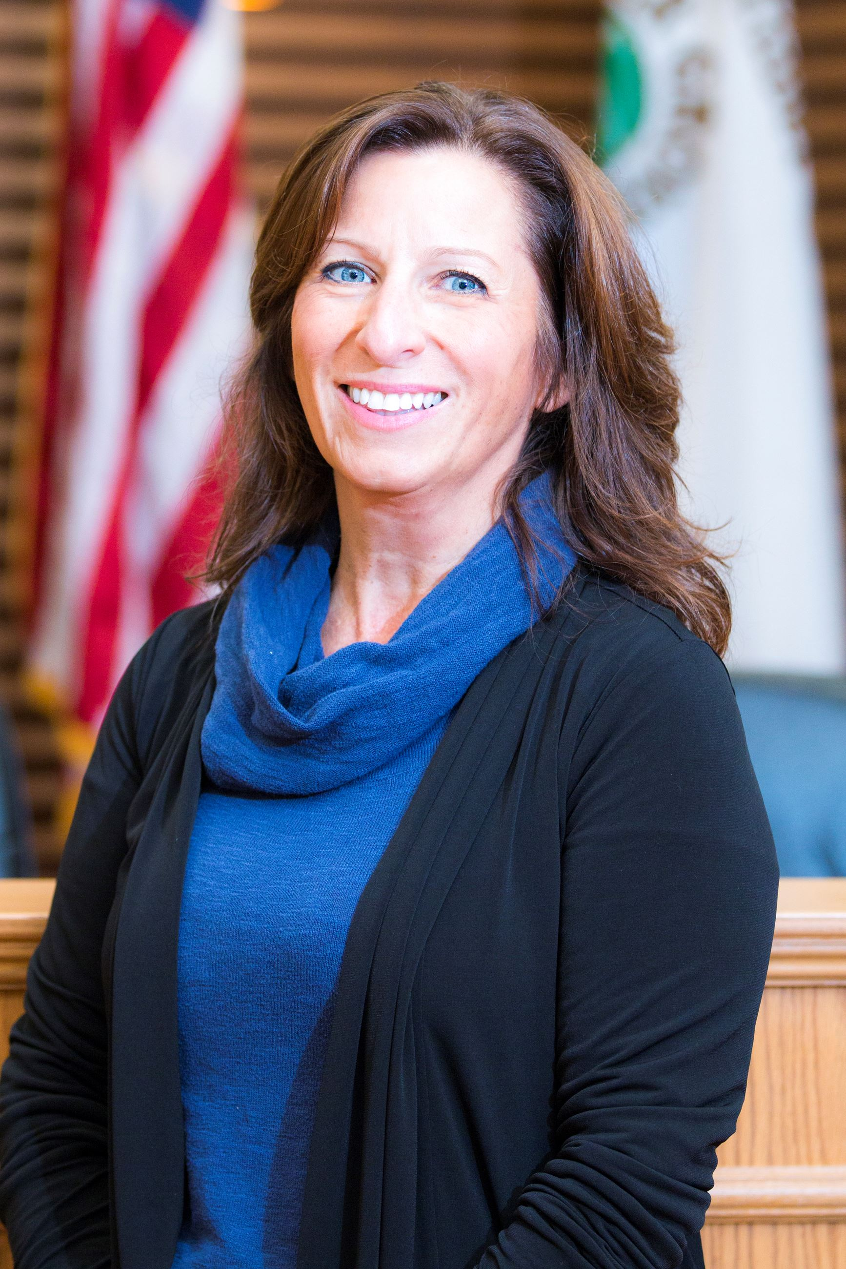 Recreation Director Laura Jardine