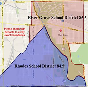 School Boundaries